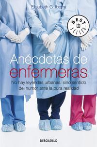 Libro ANECDOTAS DE ENFERMERAS