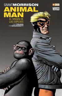 Libro ANIMAL MAN DE GRANT MORRISON LIBRO 02: EL ORIGEN DE LAS ESPECIES