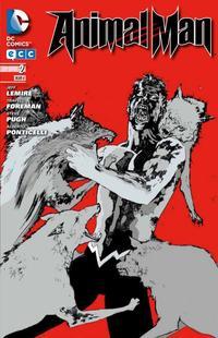 Libro ANIMAL MAN Nº 02