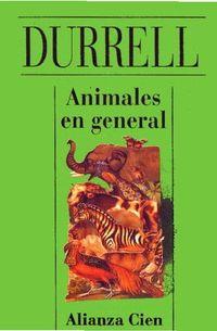 Libro ANIMALES EN GENERAL
