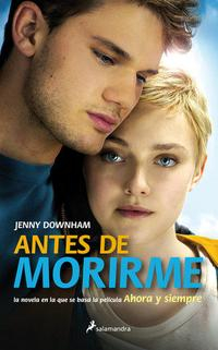 Libro ANTES DE MORIRME