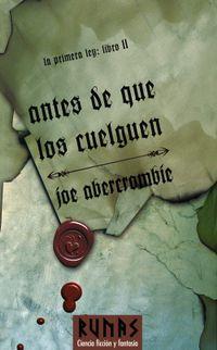 Libro ANTES DE QUE LOS CUELGUEN