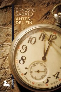 Libro ANTES DEL FIN