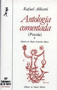 Libro ANTOLOGIA COMENTADA: ALBERTI