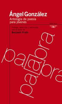Libro ANTOLOGIA DE POESIA PARA JOVENES
