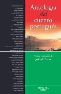 Libro ANTOLOGIA DEL CUENTO PORTUGUES