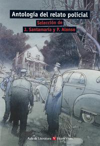 Libro ANTOLOGIA DEL RELATO POLICIAL