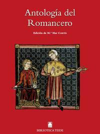 Libro ANTOLOGIA DEL ROMANCERO.