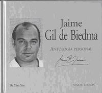 Libro ANTOLOGIA PERSONAL: JAIME GIL DE BIEDMA