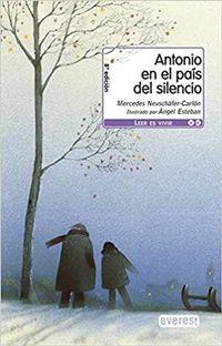 Libro ANTONIO EN EL PAIS DEL SILENCIO