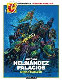 Libro ANTONIO HERNANDEZ PALACIOS - EPICA Y CORAZON