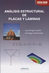 Libro ANÁLISIS ESTRUCTURAL DE PLAZAS Y LÁMINAS