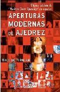 Libro APERTURAS MODERNAS DE AJEDREZ