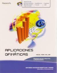 Libro APLICACIONES OFIMATICAS
