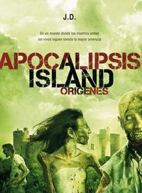 Libro APOCALIPSIS ISLAND 2: ORIGENES