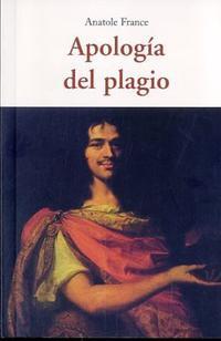 Libro APOLOGIA DEL PLAGIO