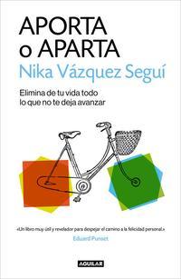 Libro APORTA O APARTA