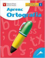 Libro APRENC ORTOGRAFIA 1