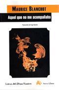Libro AQUEL QUE NO ME ACOMPAÑABA