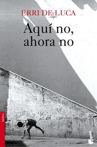 Libro AQUI NO, AHORA NO