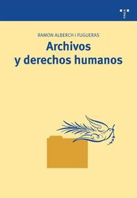Libro ARCHIVOS Y DERECHOS HUMANOS