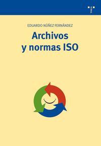 Libro ARCHIVOS Y NORMAS ISO
