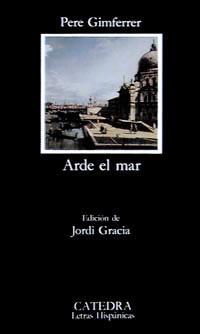 Libro ARDE EL MAR