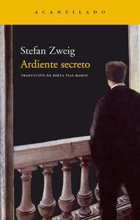 Libro ARDIENTE SECRETO