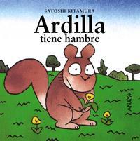Libro ARDILLA TIENE HAMBRE