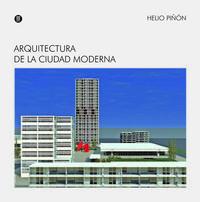 Libro ARQUITECTURA DE LA CIUDAD MODERNA
