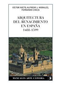 Libro ARQUITECTURA DEL RENACIMIENTO EN ESPAÑA