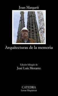 Libro ARQUITECTURAS DE LA MEMORIA