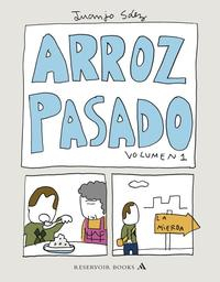 Libro ARROZ PASADO