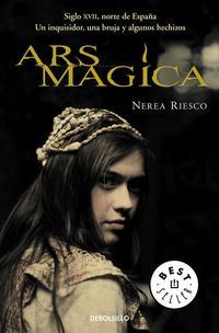 Libro ARS MAGICA
