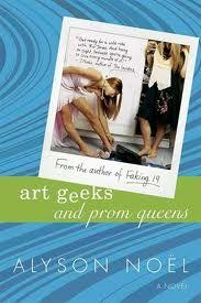 Libro ART GEEKS AND PROM QUEENS