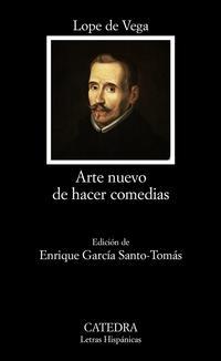 Libro ARTE NUEVO DE HACER COMEDIAS