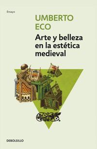 Libro ARTE Y BELLEZA EN LA ESTETICA MEDIEVAL