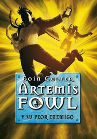 Libro ARTEMIS FOWL Y SU PEOR ENEMIGO