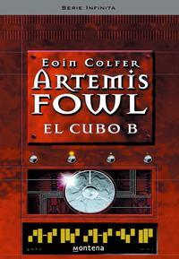Libro ARTEMIS FOWL. EL CUBO B