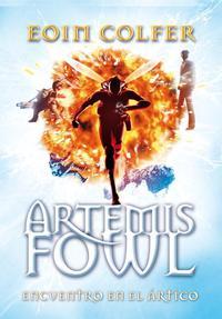 Libro ARTEMIS FOWL: ENCUENTRO EN EL ARTICO
