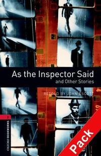 Libro AS THE INSPECTOR SAID