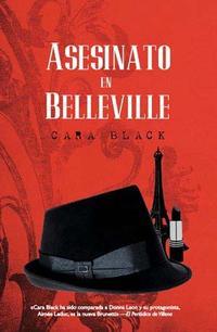 Libro ASESINATO EN BELLEVILLE