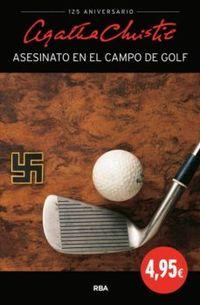 Libro ASESINATO EN EL CAMPO DE GOLF