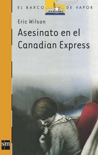 Libro ASESINATO EN EL CANADIAN EXPRESS