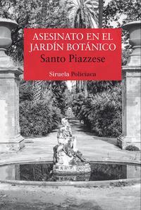Libro ASESINATO EN EL JARDIN BOTANICO