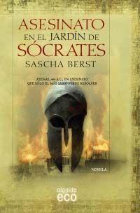 Libro ASESINATO EN EL JARDIN DE SOCRATES
