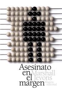 Libro ASESINATO EN EL MARGEN