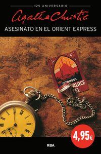 Libro ASESINATO EN EL ORIENT EXPRESS