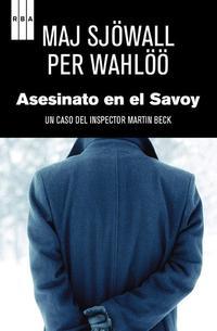 Libro ASESINATO EN EL SAVOY