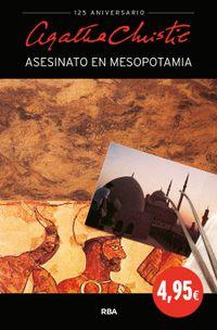 Libro ASESINATO EN MESOPOTAMIA